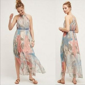 Anthropologie Moulinette Souers Seashell Dress sm